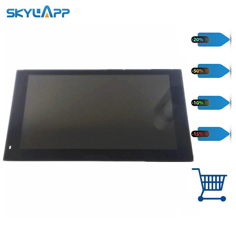 Skylarpu 6 inch LCD screen for Garmin nuvi 2689 2689LM 2689LMT GPS LCD display screen with touch screen digitizer panel original new 7 inch lcd display screen touch screen digitizer panel for garmin dezl 770lm truck navigator lcd display screen