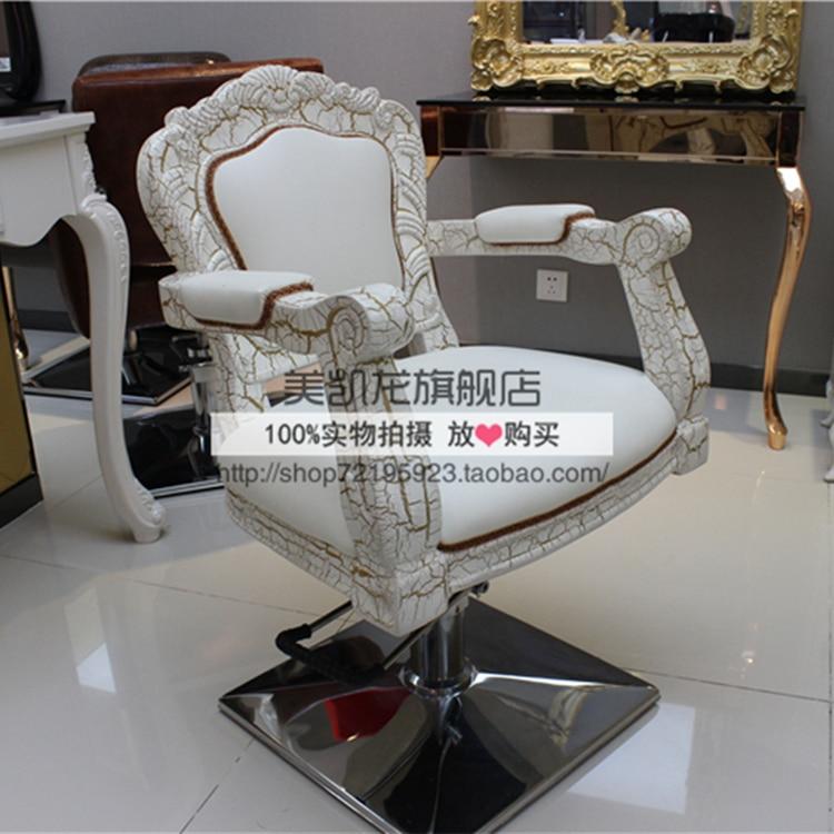 Producenter, der sælger europæisk frisørstol. Retro - Møbel - Foto 3