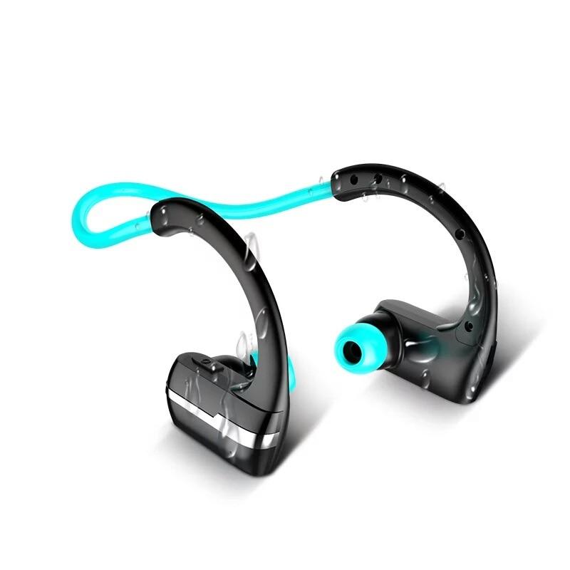 P9 Wireless Headphones Sport Running Bluetooth Headset For Xiaomi Huawei Waterproof Stereo Earhook bluetooth Earphone For Phone bluetooth headphones original jabees bsport bt4 0 headset wireless waterproof earphone earbuds audifonos for running biking
