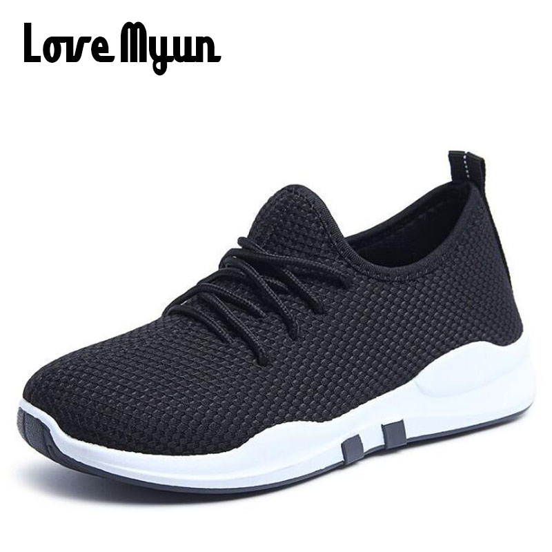 2018 New Arrival Fashion Spring/Autumn Male Casual Comfortable Shoes Men sneaker Shoes air Mesh Breathable flats shoes II-65Z btksyxgs men s shoes male 100% genuine leather 2017 new spring autumn fashion comfortable breathable men flats casual shoes man