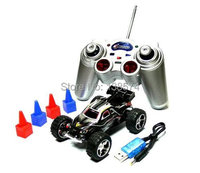 children's electric car WLtoys 2019 RC Car Upgraded wltoys 2019 27MHz Remote radio Control Toys 4CH Speeds Remote Control Car