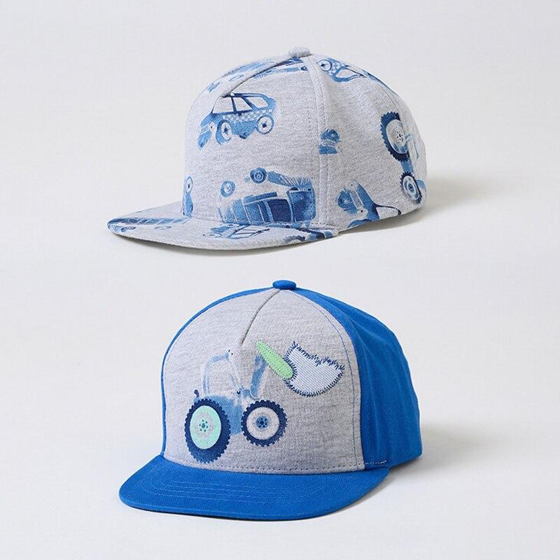 Prix pour 2017 Printemps Été enfants casquettes de baseball pour les garçons casquettes tracteur enfants de chapeaux fille coton snapback hiphop casquette de baseball chapeau 1-8 Y