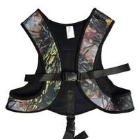 2016 Spring New Layatone Camouflage Neoprene Womens Mens Spearfishing Rubber Vest 3mm J1602MC