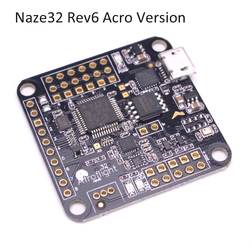 Nazedof 10dof Acro Full Version Flight Control Board For Rc 250 Qav R 210 Qav X 214mm Mini Quadcopter In Parts Accessories From Toys