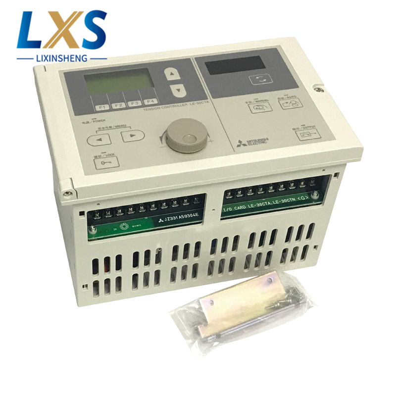 Japan Mitsubishi LE-30CTA Digital Automatic Tension Controller Input DC5/12/24V For Printing and Textile