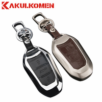 2017 Remote Car Key Case Cover For Peugeot 2008 308 3008 508 4008 408 For Citroen