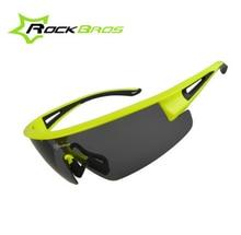 RockBros Polarized Sunglasses UV400 Cycling Glasses Eyewear Bike Man Woman Ultralight UV400 Sunglasses