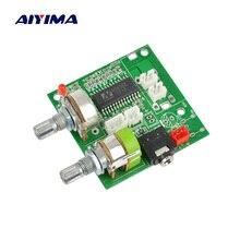 Aiyima 5V Digital Audio Amplifier Board 20W 2 1 Channel Subwoofer Amplifier Board 3D Surround Sound