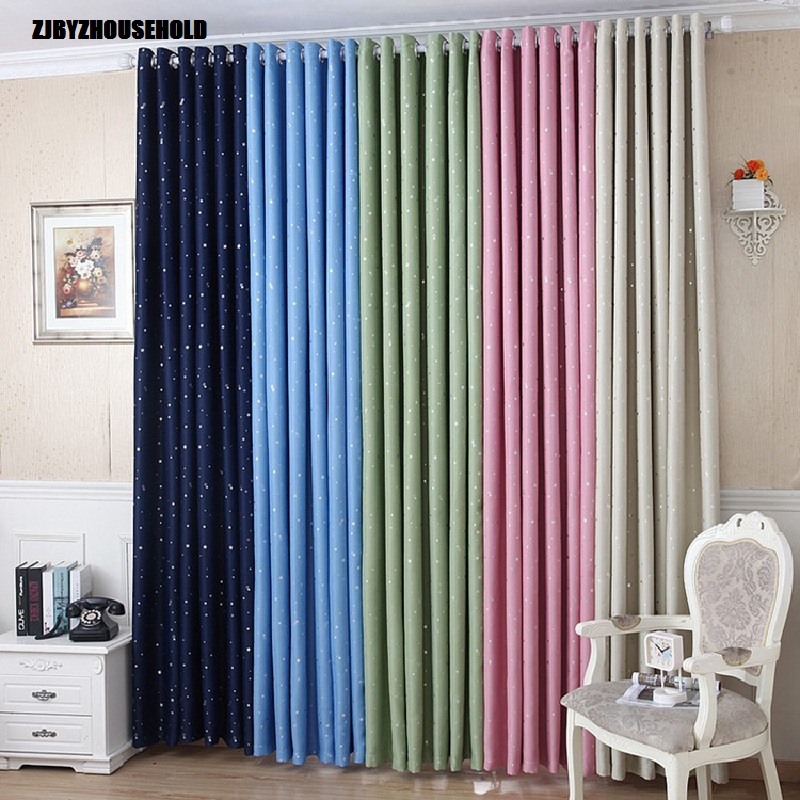 Curtains For Living Dining Room Bedroom Full Blackout