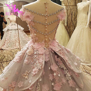 Image 5 - Aijingyu Isreal Gown Vrouwelijke Op Party Lange Trein 2021 2020 Wit Mooie Trouwjurken Voor Oudere Bruiden