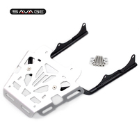 Motorcycle CNC Aluminum Rear Carrier Luggage Rack For YAMAHA FJ 09 / MT 09 Tracer 2015 2017