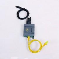 ETH SC09 FX1S FX1N FX2N FX3U FX3G Ethernet модуль связи адаптер удаленного модуль изолированный plc кабель
