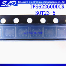 Free Shipping 20pcs/lot TPS62260DDCR TPS62260DDC TPS62260 BYP SOT23 5 new and original in stock
