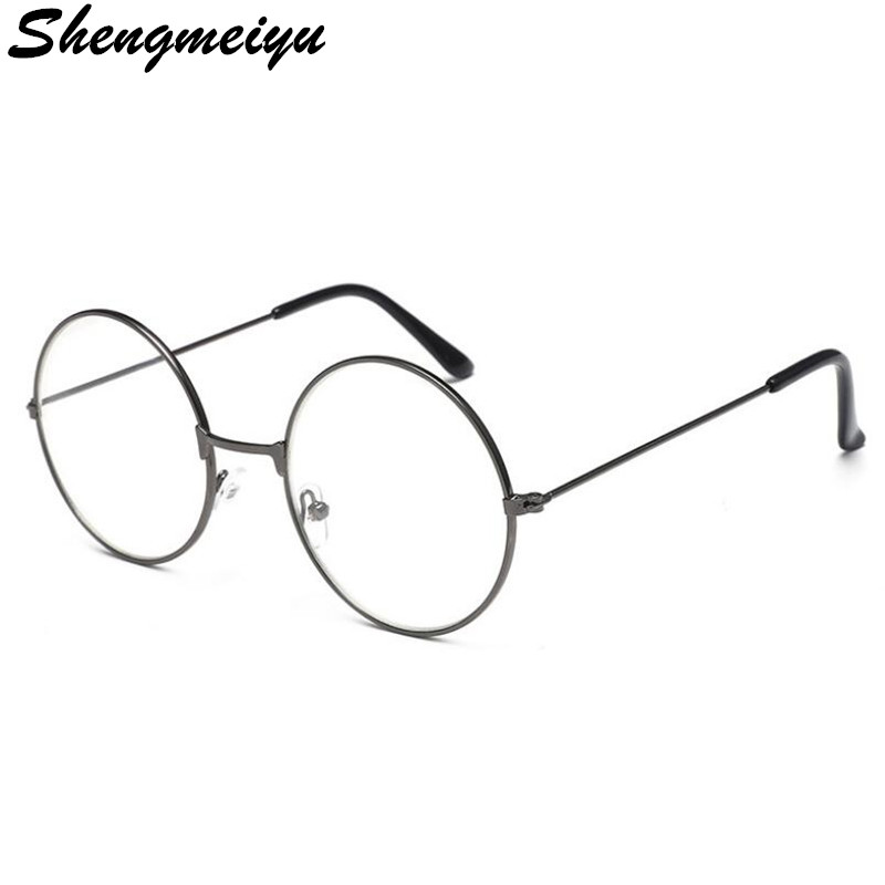 Round Spectacle Reading Glasses For Harry Potter Metal Frame Glasses Plain Mirror Presbyopia Male Female Reading Glass-in Eyewear Frames from Men's Clothing & Accessories on Aliexpress.com   Alibaba Group