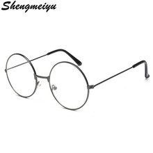 Round Spectacle Reading Glasses For Harry Potter Metal Frame Glasses Plain Mirror Presbyopia Male Female Reading Glass-in Eyewear Frames from Men's Clothing & Accessories on Aliexpress.com | Alibaba Group