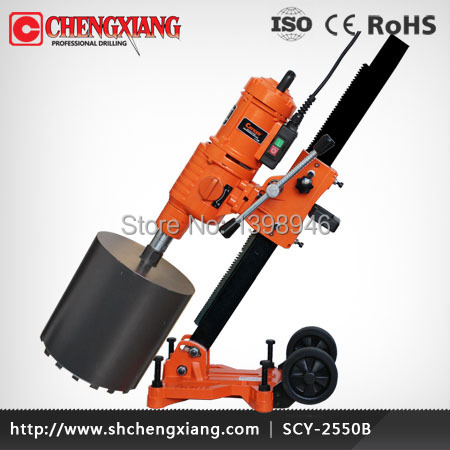 CAYKEN SCY-2550B 255mm diamond core drill machine complete drill rig