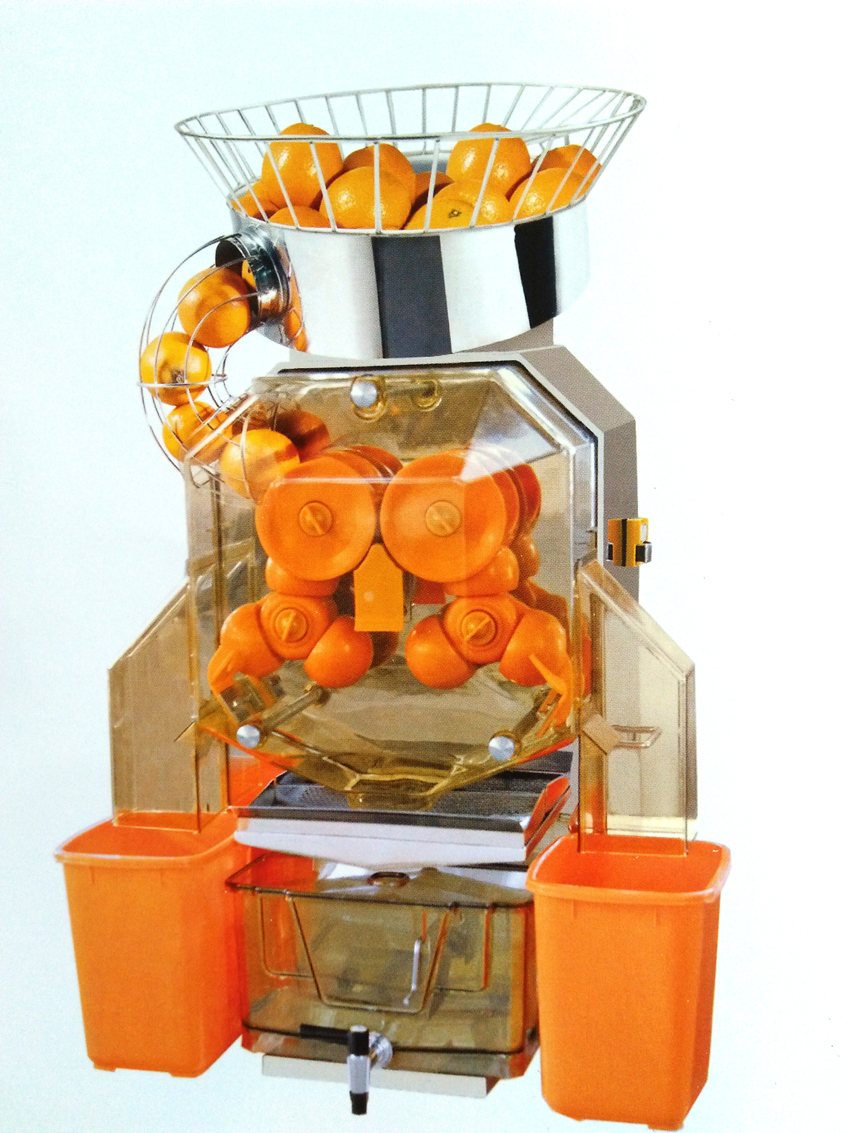 Free shipping Large output and fast speed Automatic Industrial Orange Juice Lemon extrac ...