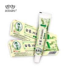 3pcs zudaifu Psoriasis Cream Body Facial Skin Problems Anti-bacterial Cream