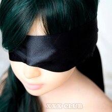 Mask Patch Blindfold fetiche Sexy Coqueta Sexo Juegos Para Adultos Productos Del Sexo Del Juguete Para Parejas aumentar la tensión sexual