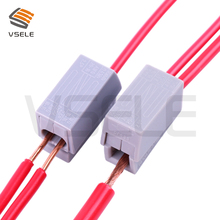 Buy connecting downlights and get free shipping on aliexpress 10pcs wago 224 112 lighting connector light terminals wiring connector electrical quick connecting downlight junction box cheapraybanclubmaster Gallery