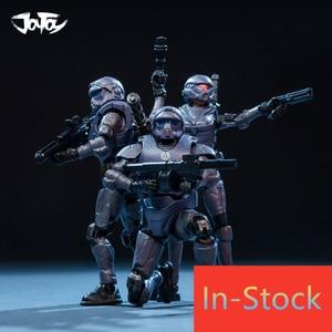 Image 2 - 1/25 JOYTOY figurka 4rd Steel Riding QingYan Corps dla fanów prezent świąteczny