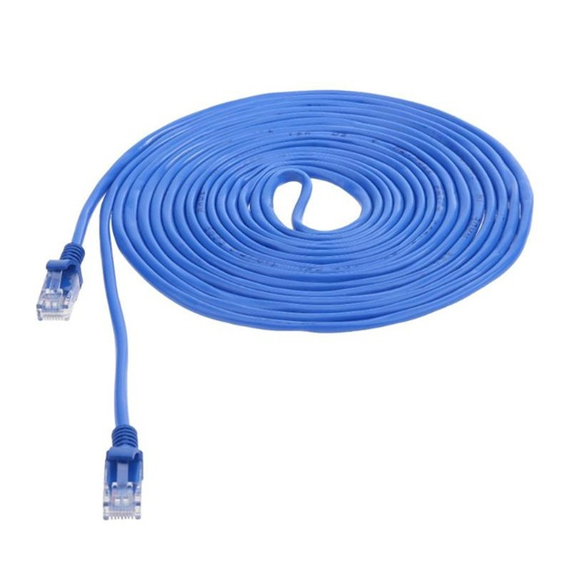 Super six kinds of 100 m network cable network color network cable router line computer HBZ01
