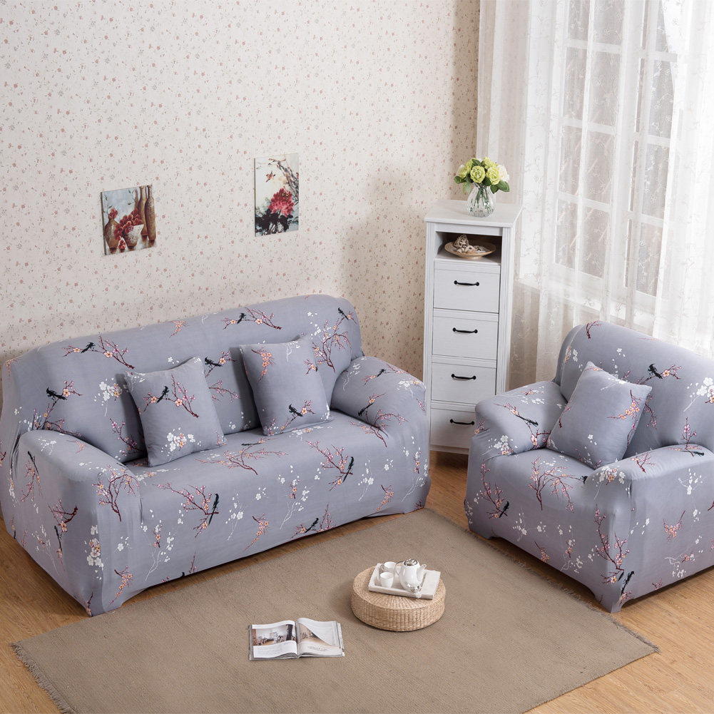 6 Style Sofa Cover Sofa Slipcover 1 2 3 4 Seat Single Two Three Four Seater