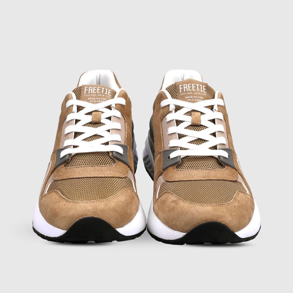 Chaussures de sport rétro d'origine Xiaomi Mijia FREETIE chaussures de course respirantes portables confortables surface nette haute élasticité pour hommes - 6
