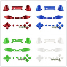 Matte UV Coated Design Replacement Full Set Buttons Mod Kit for Xbox One S X Controller #SXOJ02