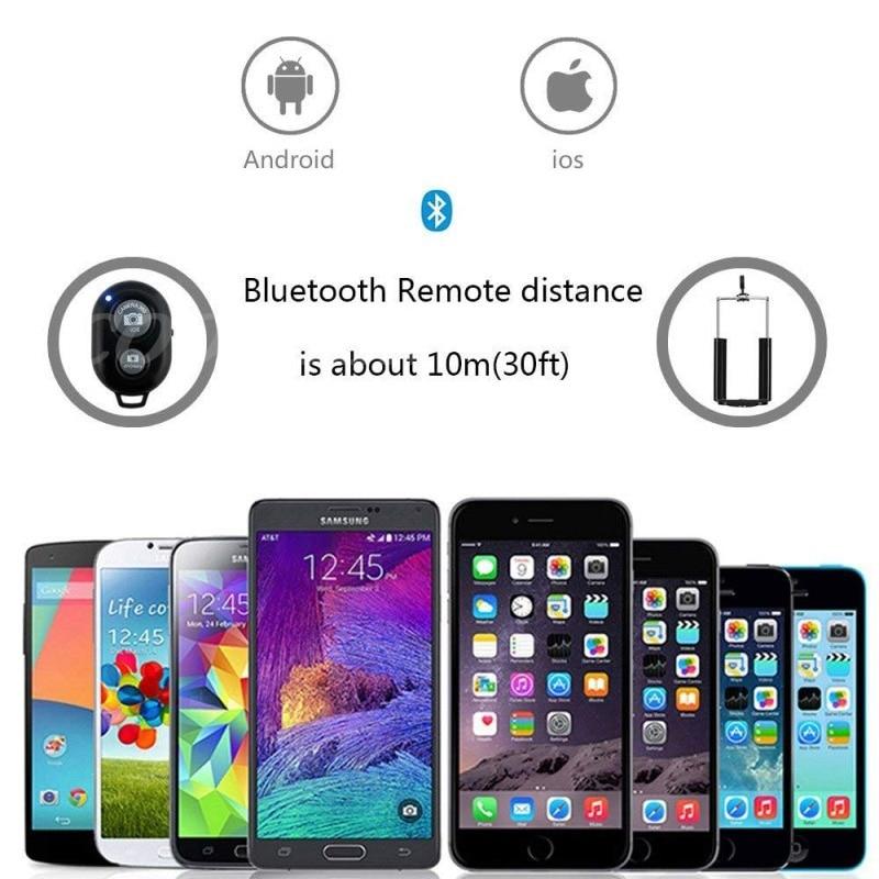 Mini Tripod With Bluetooth Remote Shutter For iPhone mini Camera  1