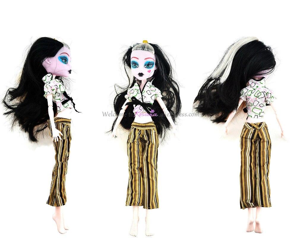Rosana Kleding voor Monster High Doll aankleden Vrijetijdskleding - Poppen en accessoires - Foto 3