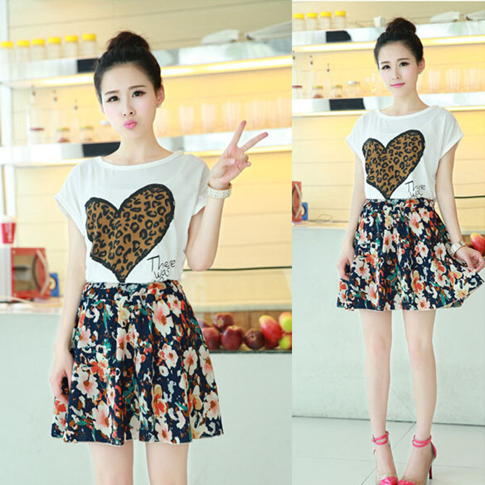 Aliexpress.com : Buy Summer Style Skirt Women Floral Pattern ...