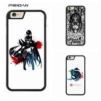 PEIDAN Dota 2 Phantom Assassin (2) 5 phone case for iphone X 4 4s 5 5s 6 6s 7 8 6 plus 6s plus 7 plus 8 plus #A162
