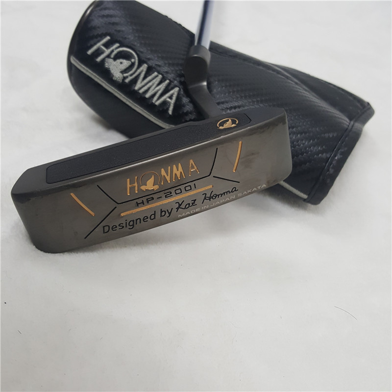 Honma HP 2001 Golf Putter Club Golf Club R58 Grip High Quality with Headcover Free shipment