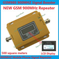 For Russia 500square meters GSM 900MHZ Signal booster GSM980 LCD Display Cell Phone Mobile Signal Booster/Amplifier/repeater kit