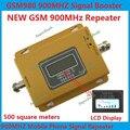 Para Rusia 500 metros cuadrados GSM 900 MHZ Teléfono Móvil GSM980 amplificador de Señal Celular Pantalla LCD Amplificador de Señal/Amplificador/kit repetidor