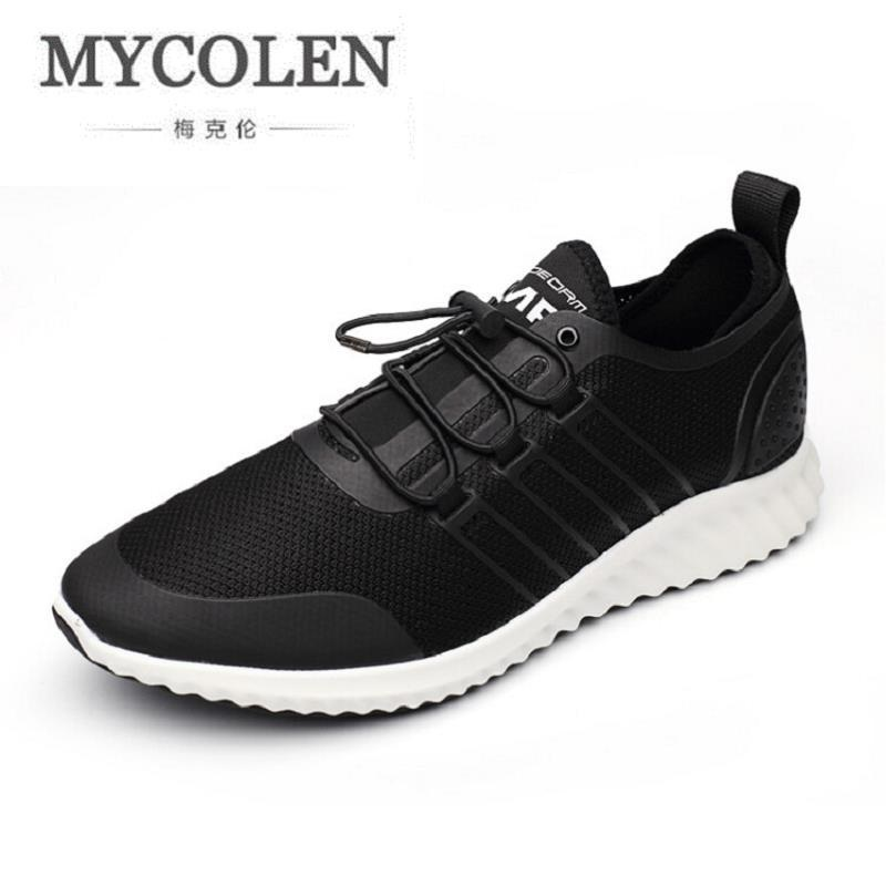 MYCOLEN Fashion Breathable Mesh Men Casual Shoes Male Footwear Walking Couples Shoes Mens Autumn Superstar Shoes schuhe herren high quality canvas men casual shoes breathable fashion footwear male loafers shoes black mens shoes sales flats walking shoes