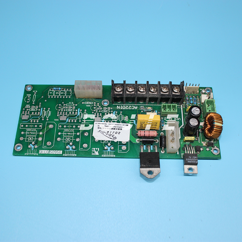 power supply board for Gongzheng 3216DP solvent printer spectra skywalker pci card for gongzheng printer