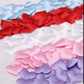 100Pcs/Set 2cm Sponge Heart Shaped Confetti Wedding Throwing Petals Romantic Wedding Decorations Party New Year Supplies 5D