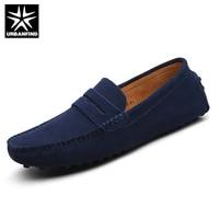 Men Casual Shoes 2016 Fashion Men Shoes Leather Men Loafers Moccasins Slip On Men S Flats
