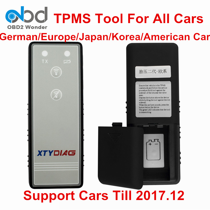 2018 New TPMS Tool For Germany Europe Japan Korea Americal All Cars Till Dec 2017 Tire
