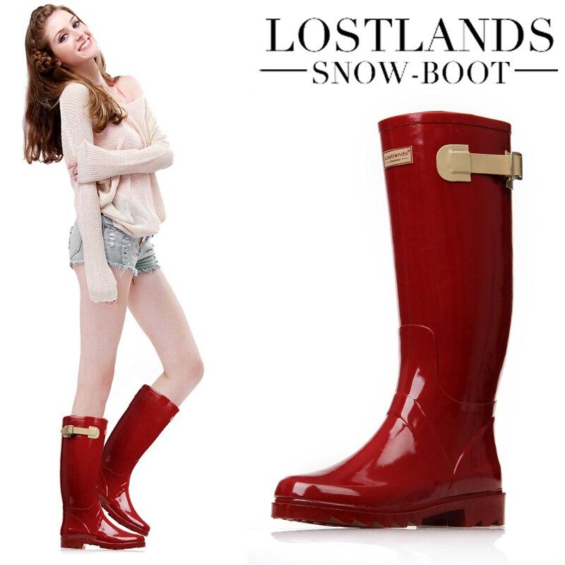 Fashion rain boots for women 73