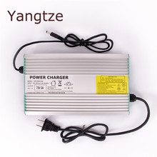 Yangtze AC-DC 29.2V 14A 13A 12A Lifepo4  lithium Battery Charger for 24V Power Polymer Scooter Ebike for Speaker & CD Player