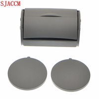1Pcs ABS Plastic Gray Rear Ash Tray Bin Ashtray For Jetta Bora Golf MK4 1J0857962H 1J0 857 962H 1J0 857 962 H 1J0 863 359 E