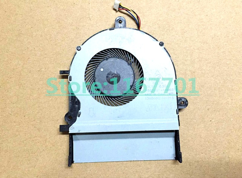 New Original Laptop/Notebook CPU Cooling Fan For <font><b>Asus</b></font> K501LX <font><b>K501UX</b></font> A501L V505L K501LB5200 NS85B01-14M03 image