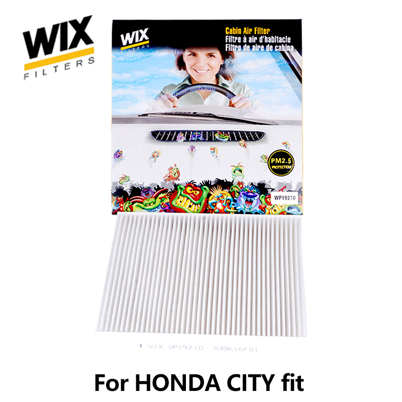 WiX Car Cabin Filter For HONDA CITY fit WP19210 auto part