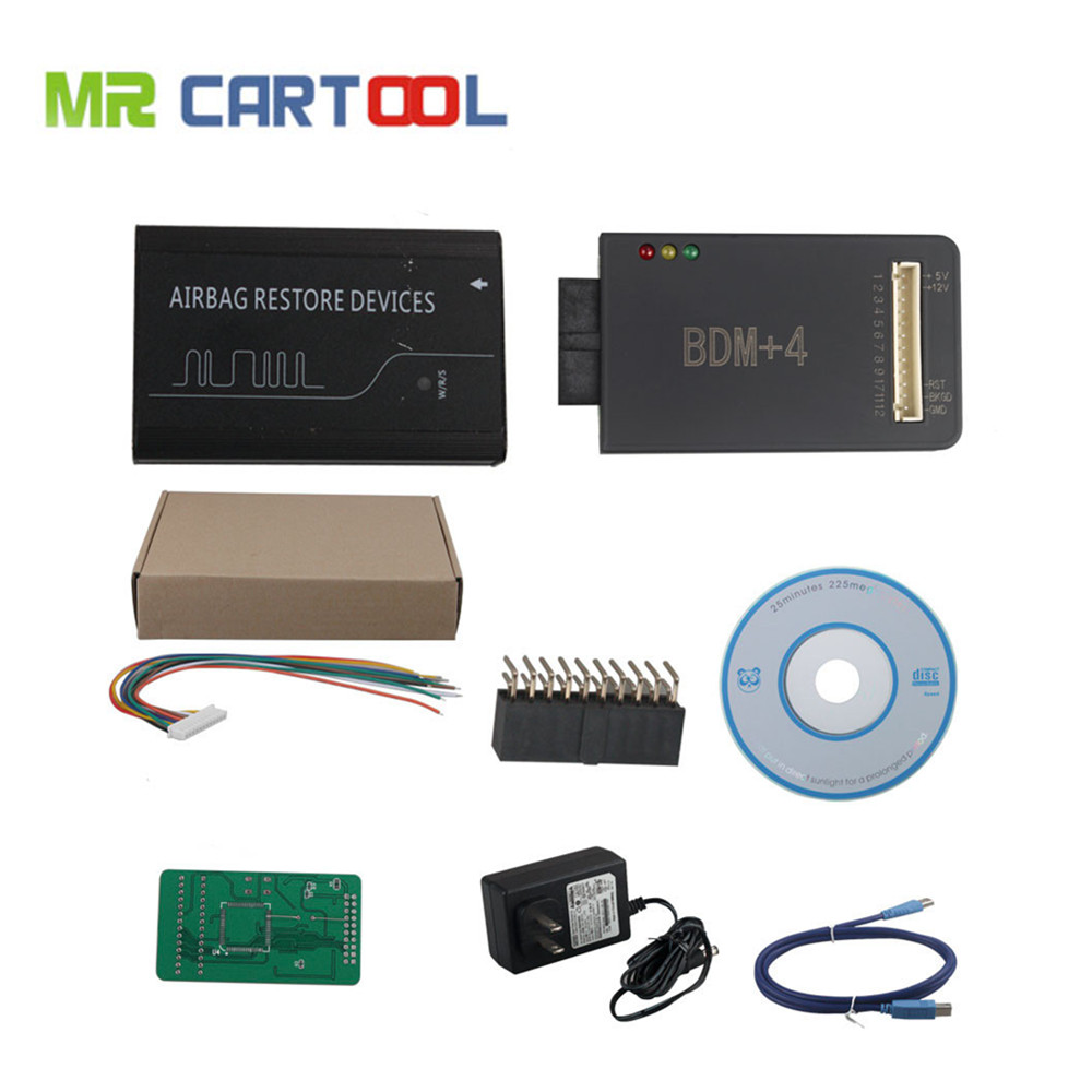 New Arrival CG100 Professional Auto Airbag Reset Tool CG100 Airbag Restore Devices Support Renesas V3.91 Free Shipping