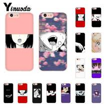 Yinuoda Newly Art style anime DIY Luxury Case for iPhone X XS MAX 6 6S 7 7plus 8 8Plus 5 5S XR 10 Case 11 11pro 11promax yinuoda sweet world space art diy printing phone case for iphone x xs max 6 6s 7 7plus 8 8plus 5 5s xr 10 case 11 11pro 11promax