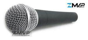 Image 2 - 10 sztuk/partii wysokiej jakości SM58LC profesjonalny dynamiczny przewodowy mikrofon kardioidalny 58LC Mic dla wydajności na żywo wokal etap Karaoke