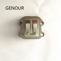 Аксессуары бензиновый генератор ET950/ET950 пункт 650/800 Вт впускной клапан (Рид клапан) впускного клапана
